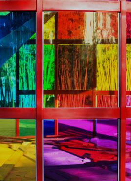 Decorative Films Glass Tinting
